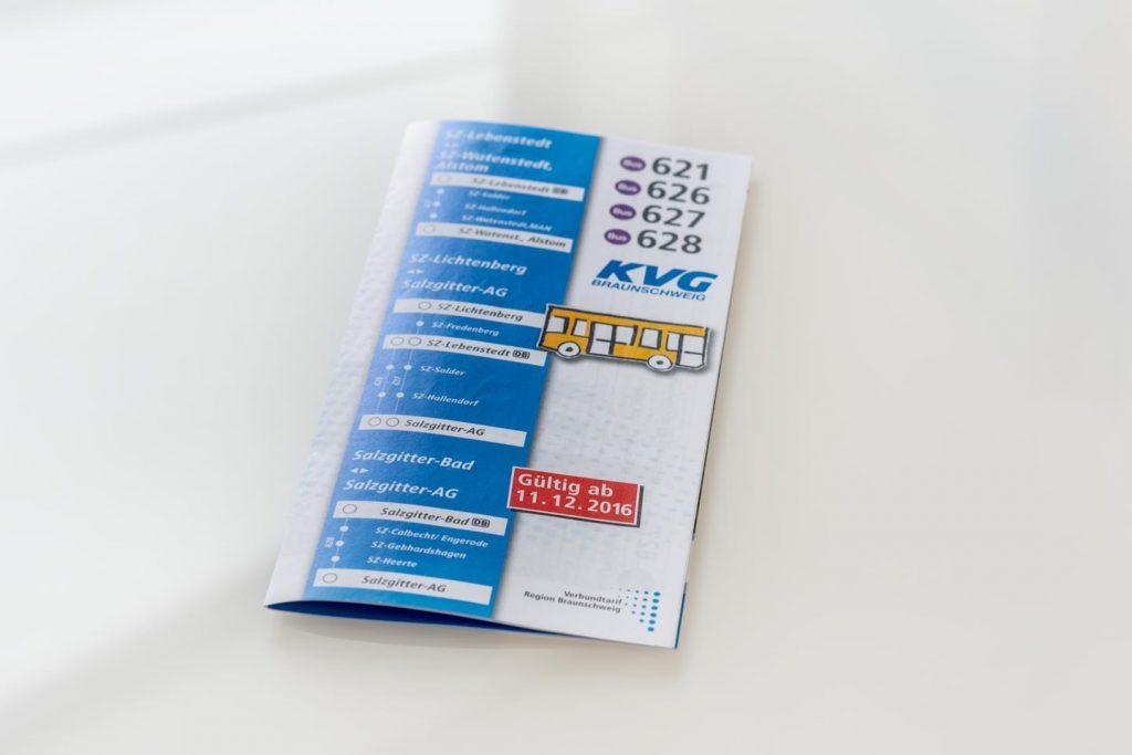 Druckerei Grunenberg Flyer