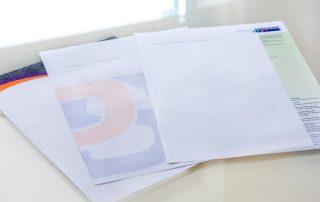 Druckerei Grunenberg Geschaeftspapier