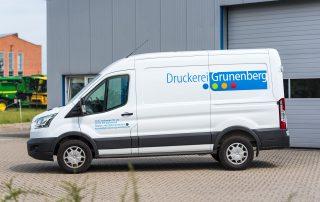 Grunenberg Lieferwagen