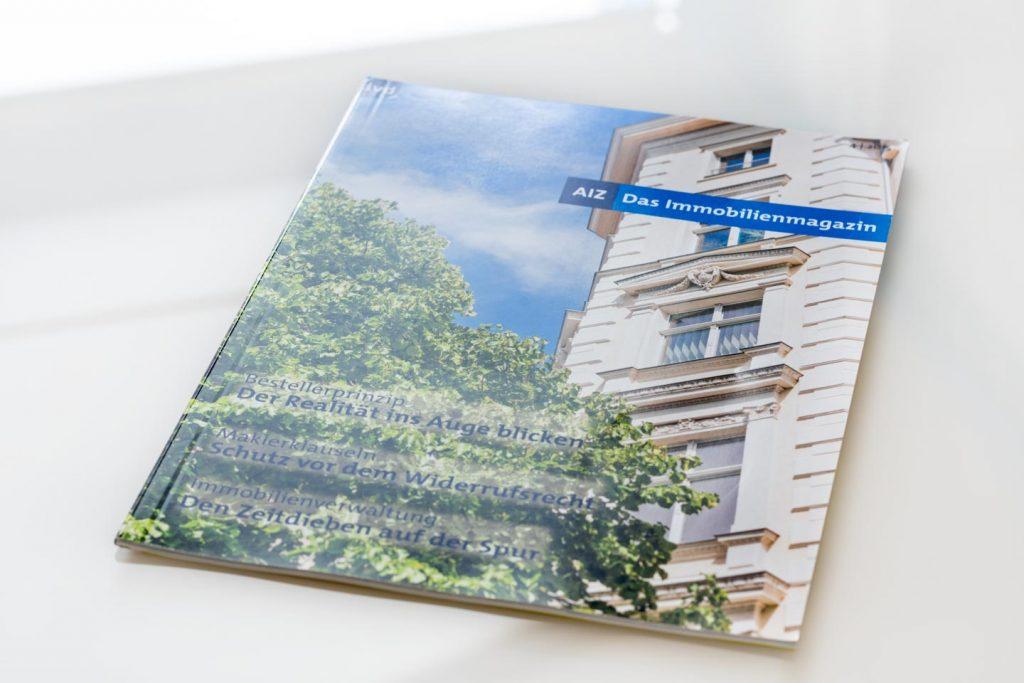 Druckerei Grunenberg Magazin