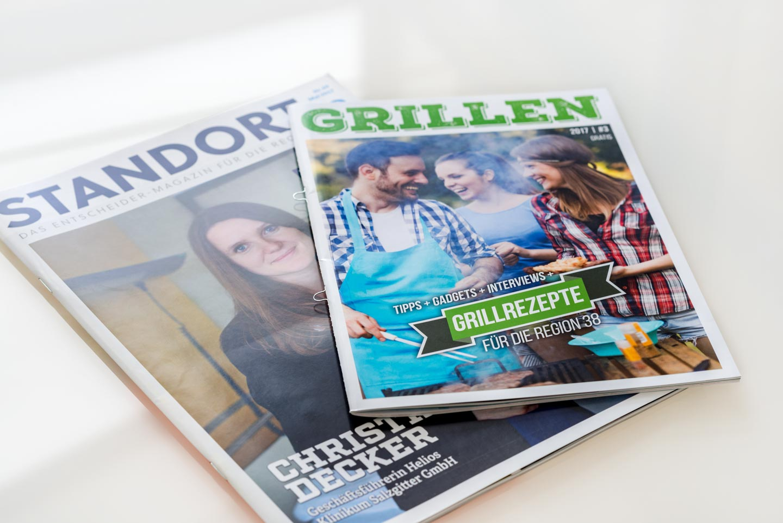 Druckerei Grunenberg Zeitschrift